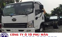 Xe Faw 7.3 tấn - Faw 7T3 - máy Hyundai - thùng 6m2