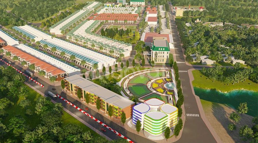 Ra mắt đất nền Quy Nhơn view sông giá chỉ 800 triệu/nền