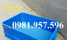 Thùng nhựa đặc, thùng nhựa linh kiện, thùng nhựa đặc HS003