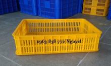 Rổ nhựa đựng hàng - rổ nhựa hỏe giá rẻ.