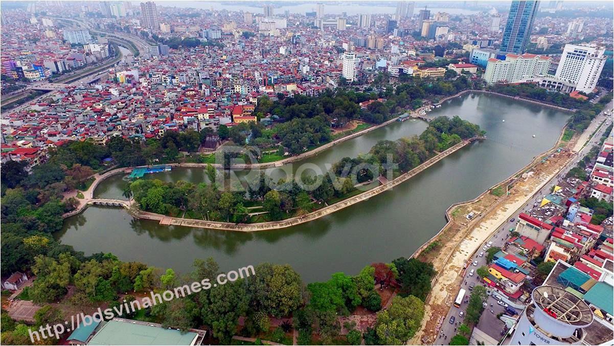 Bán chung cư Liễu Giai 124m2 giá 6,7 tỷ mặt đường Liễu Giai