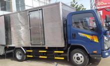 Cần bán xe tải thùng bửng nâng 2,4 tấn