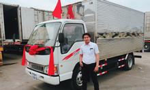 Xe tải jac 2t4 thùng dài 4m4 mới 2019