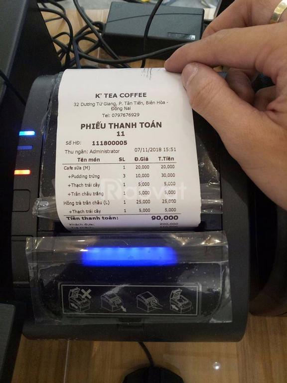 Giấy in hóa đơn giá sỉ tại Tiền Giang