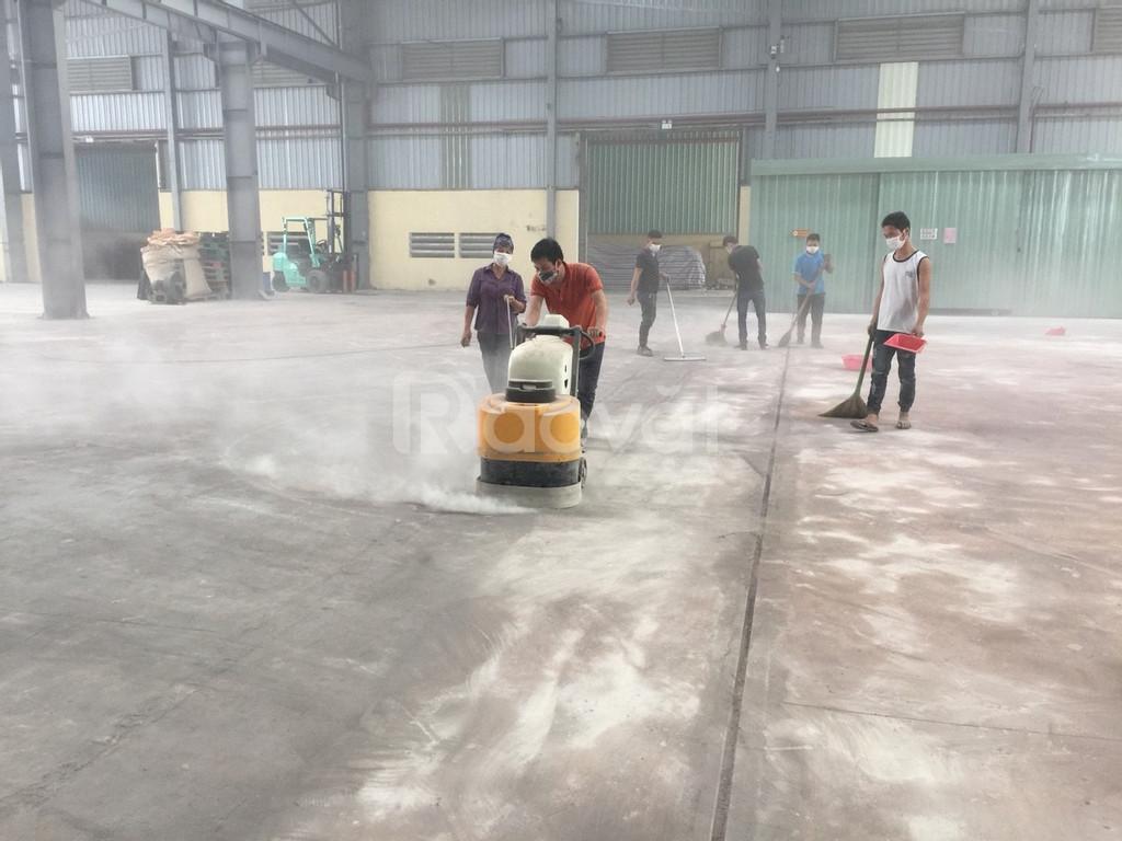 Dịch vụ mài sàn bê tông tại Bắc Ninh (ảnh 4)
