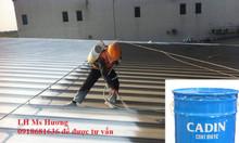 Bán sơn chống nóng cho mái tôn chính hãng tại Long An