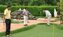 Cỏ golf nhân tạo,cỏ trang trí,cỏ sân vườn