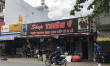 Chính chủ cho thuê nhà mặt phố tiện kinh doanh đường Văn Cao, Tân Phú