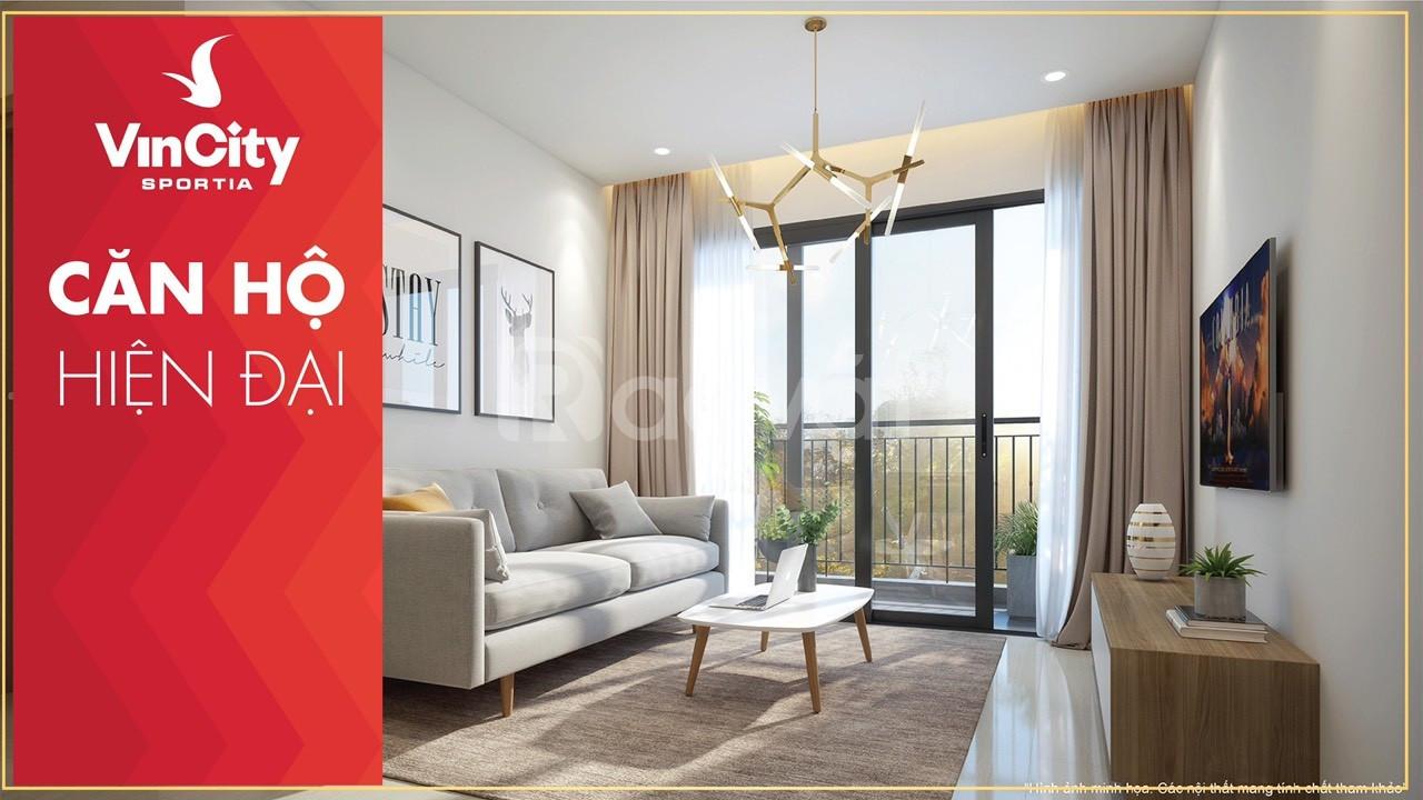 Bán căn hộ Studio tại Vincity Sportia Tây Mỗ Đại Mỗ giá chỉ 999 triệu (ảnh 7)