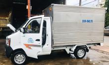 Xe tải Dongben 770kg thùng kín