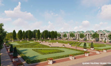 Dự án khu đô thị xanh Tân An Riverside