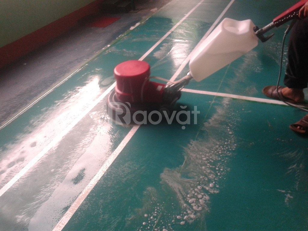 Dịch vụ vệ sinh nhà cửa Bình Dương