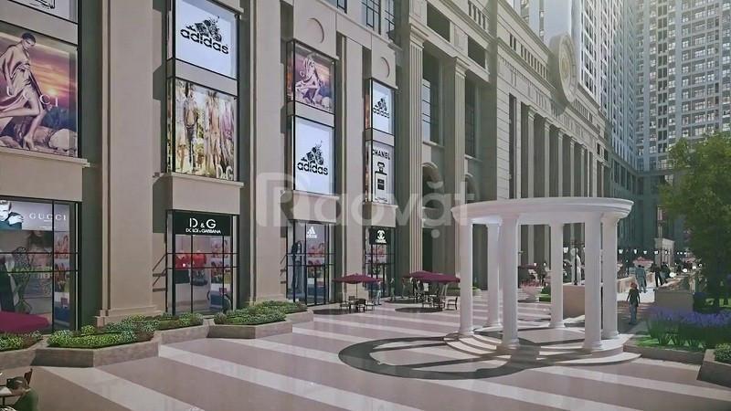 Chung cư mặt tiền đường Tố Hữu - thiết kế đẹp khu vực