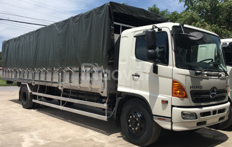 Xe tải hino 8t thùng 8m6