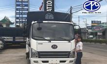 Xe tải Huyndai 7 tấn 3 thùng dài 6m2 ga cơ, giá mềm