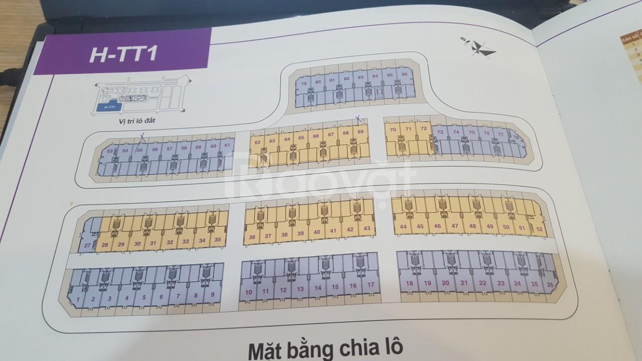 Bán nhà liền kề dự án La Casta – Văn Phú, Lê Trọng Tấn, Hà Đông