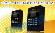 Máy chấm công sc 403 máy chấm thẻ cảm ứng lắp đặt tại Nhơn Trạch