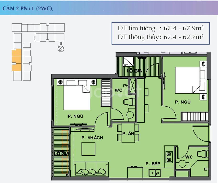 Sở hữu căn hộ trong mơ Vincity Sportia – Tây Mỗ – Đại Mỗ, giá tốt