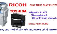 Sửa máy photocopy tận nơi