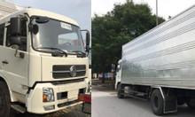 Xe Dongben 6.7 tấn thùng kín dài 9m3