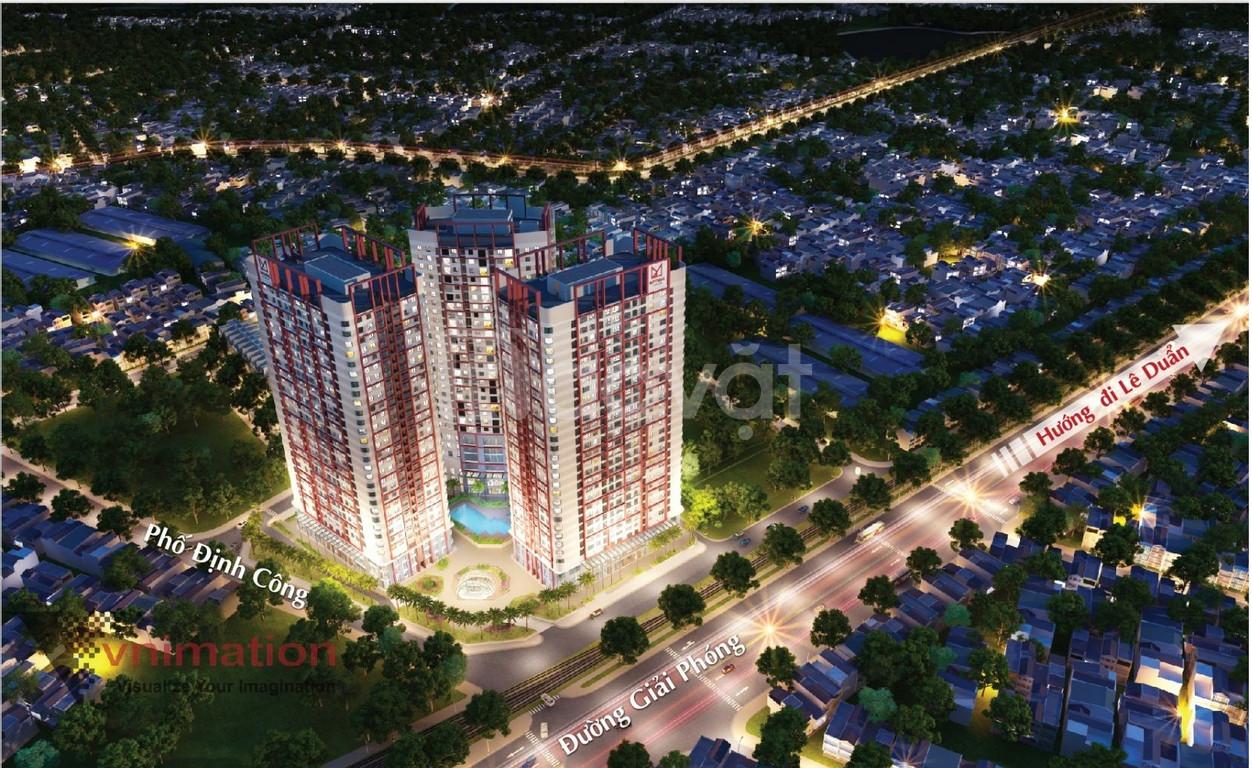 Cho thuê căn hộ chung cư đầy đủ nội thất 111m2 quận Thanh Xuân (ảnh 4)