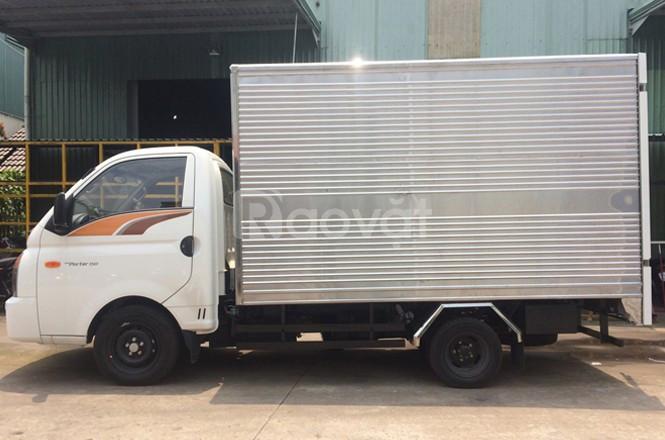 Bán xe tải Hyundai Porter 1.5T 2018, vay 80%, giá tốt