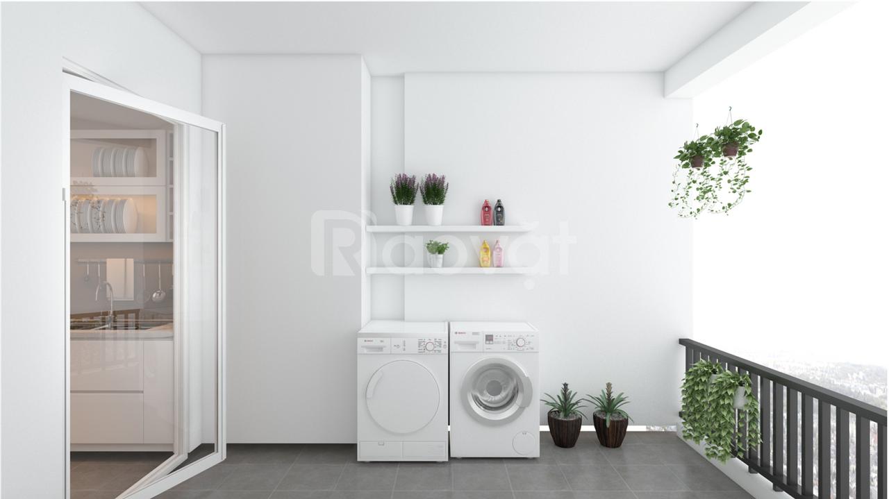 Cho thuê căn hộ chung cư đầy đủ nội thất 111m2 quận Thanh Xuân (ảnh 3)