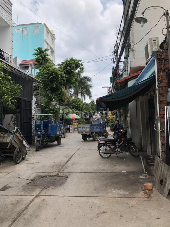 Chính chủ bán gấp lô đất đẹp trong hẻm lớn giá ưu đãi, quận Bình Tân