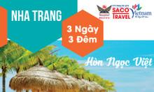 Các tour du lịch trong và ngoài nước Saco Travel