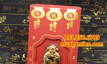 Quà tặng tết bao lì xì thần tài Đài Loan