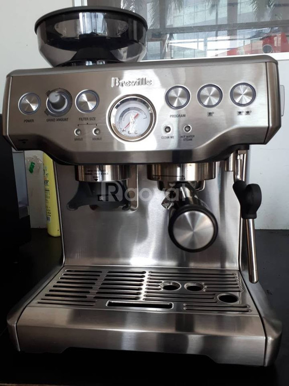 Thanh lý máy pha Cafe Espresso Breville 870XL