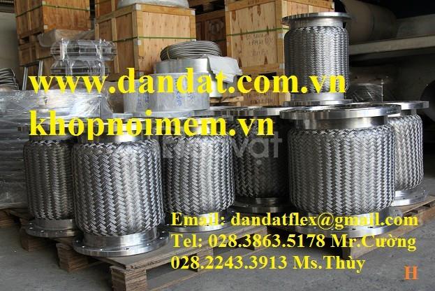 Báo giá cho khớp nối mềm dùng cho trong dẫn khí/khớp giãn nở DN200 (ảnh 5)