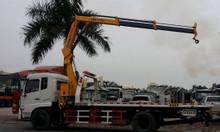 Xe cứu hộ Dongfeng gắn cẩu 3 chức năng