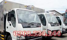 Xe tải isuzu 1t9, xe tải isuzu 2t3, xe tải isuzu QKR270 thùng kín