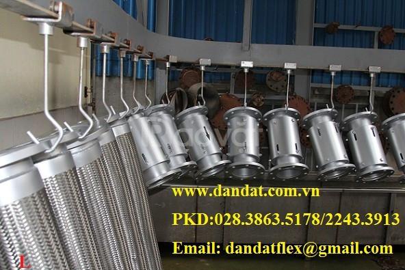 Ống giãn nở DN350, khớp co giãn nhiệt, ống bù giãn nở nhiệt