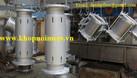 Khớp nối mềm inox 316, khớp giãn nở nhiệt inox (bù giãn nở) (ảnh 6)