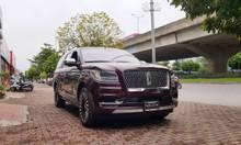 Bán Lincoln Navigator Black Label màu nâu đỏ 2019 nhập Mỹ mới 100%