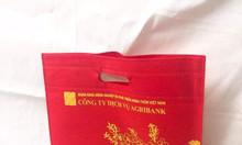 Túi vải đựng quà Tết cao cấp, sang trọng
