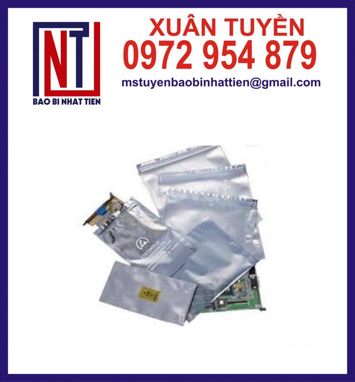 Chuyên cung cấp túi nhôm, túi bạc