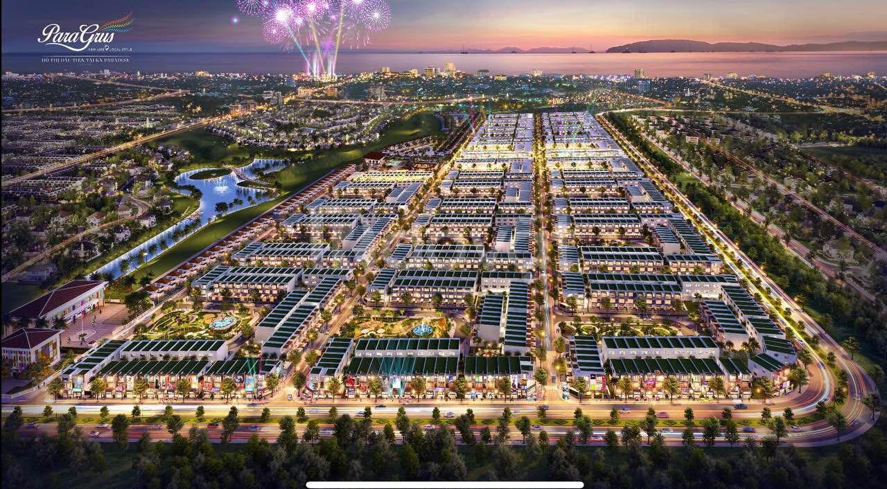 Cần bán gấp nhà phố DT: 6*20, ngay sân bay Quốc Tế Cam Ranh Khánh Hòa