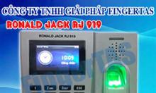 Máy chấm công Ronald jack X628C, máy chấm công giá tốt