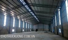 Cho thuê nhà xưởng tại Trí Qủa Hà Mãn Thuận Thành Bắc Ninh DT 1715m2