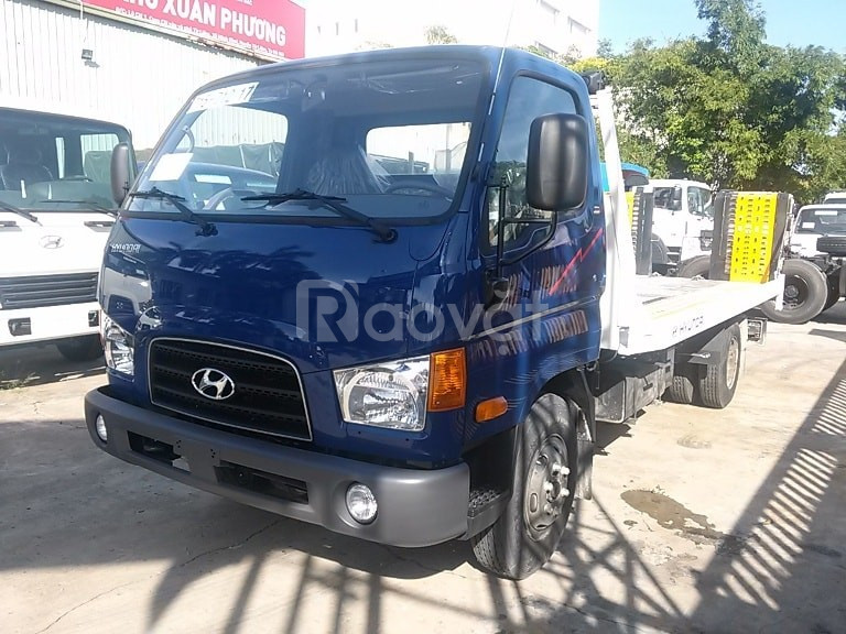 Xe cứu hộ giao thông Hyundai 5 tấn