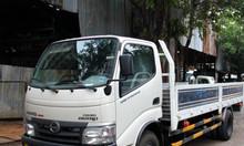 Bán xe Hino 3.5T- thùng mui bạt
