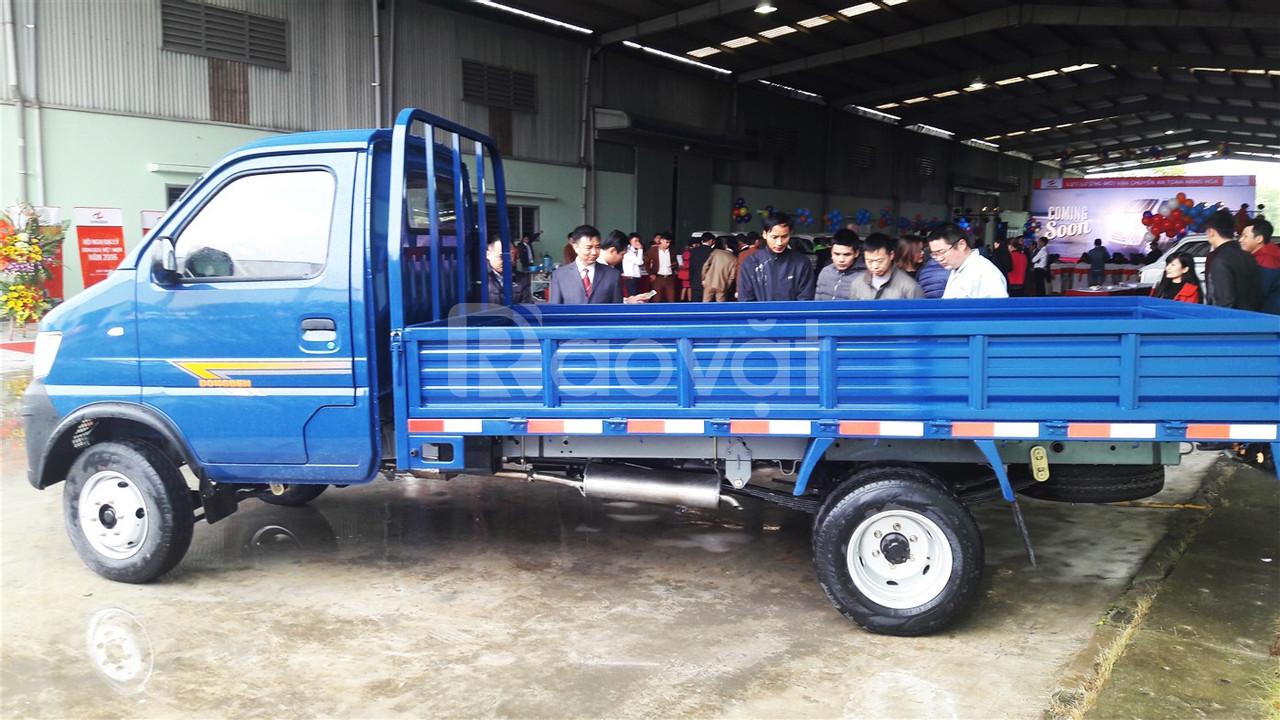 Xe tải dongben 1.9 tấn thùng lững