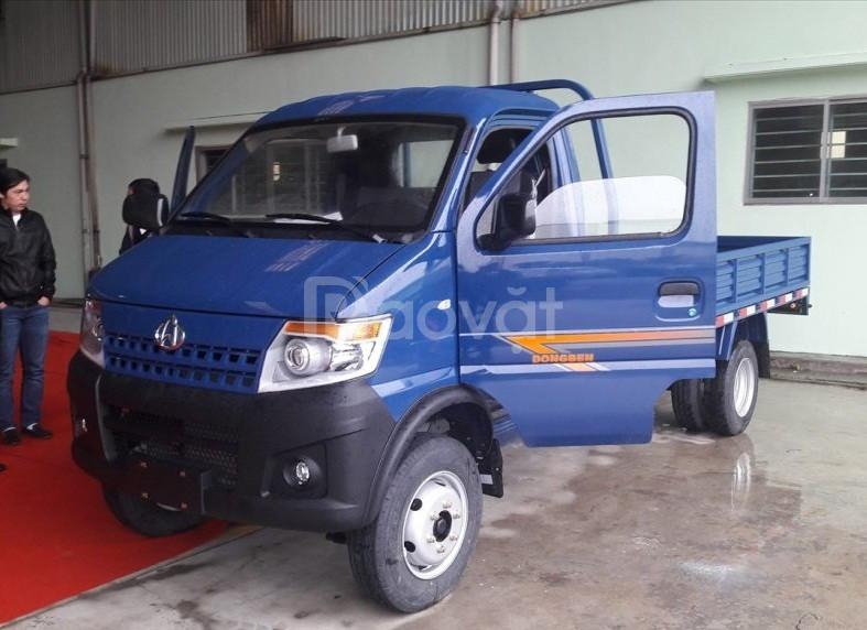 Bán xe tải Dongben 1.1T- thùng lững