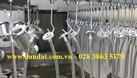 Khớp nối mềm inox 316, khớp giãn nở nhiệt inox (bù giãn nở) (ảnh 5)