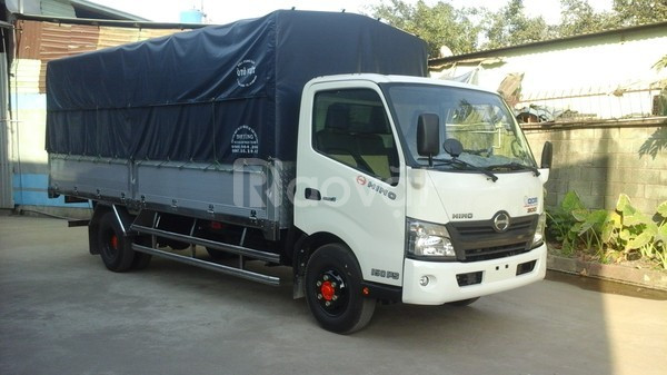 Bán xe Hino 1.9 tấn - thùng mui bạt