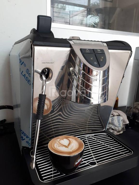 Máy pha cà phê Nuova Simonelli cũ Oscar II thanh lý