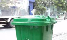 Thùng rác 120L - 240L - 660L đựng rác sinh hoạt